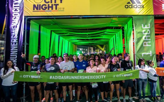 adidas Running celebra a los corredores con City Night