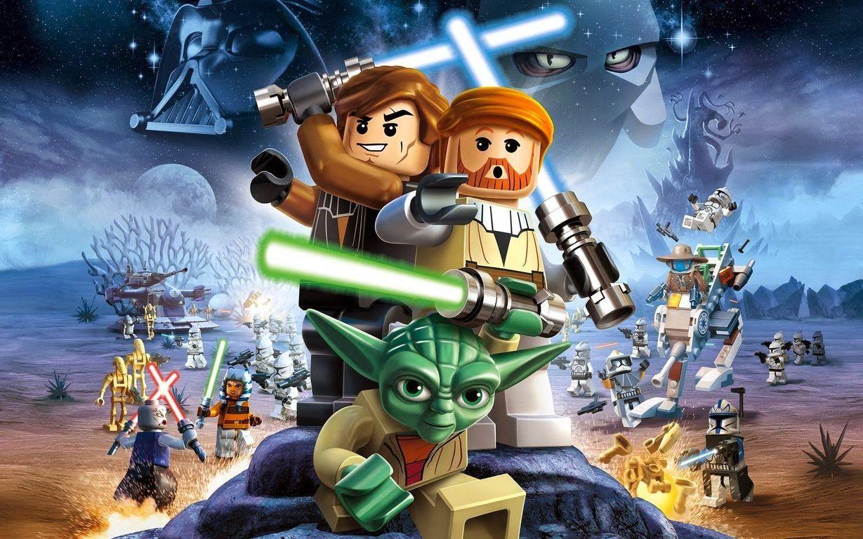 Que La Fuerza Te Acompane Construyendo Los Nuevos Sets De Lego